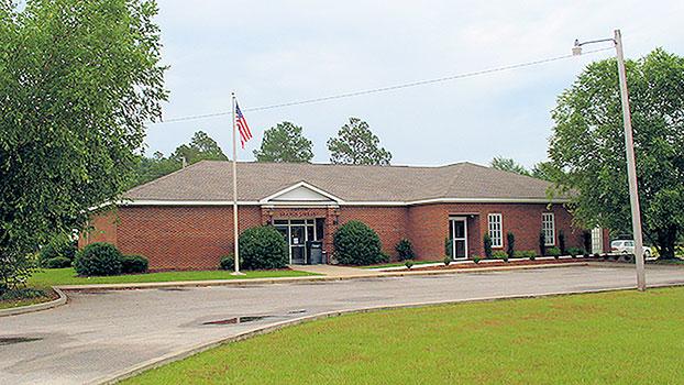 Gaston Branch Library